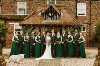 A Winter Wedding at Hornington Manor (c) Freya Raby (15)