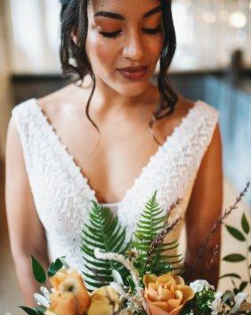 A Woodland Wedding Shoot at Holmes Mill (c) Kathryn Taylor Photography (11)