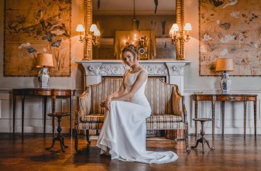A ballet inspired bridal shoot at Leadenham Estate (c) Kyle Baxter Photography (21)
