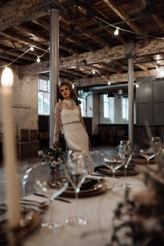 A 1920s Wedding Shoot at Holmes Mill (c) Emma Ryan Photography (17)