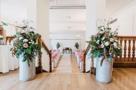 A Pretty Wedding at West Tower (c) Sarah Glynn Photography (24)