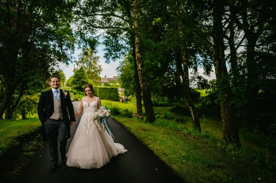 A Relaxed Wedding at Hilltp Country House (c) Lee Brown Photography (49)