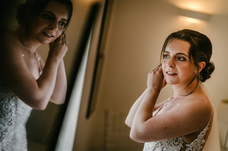 A Relaxed Wedding at Hilltp Country House (c) Lee Brown Photography (9)