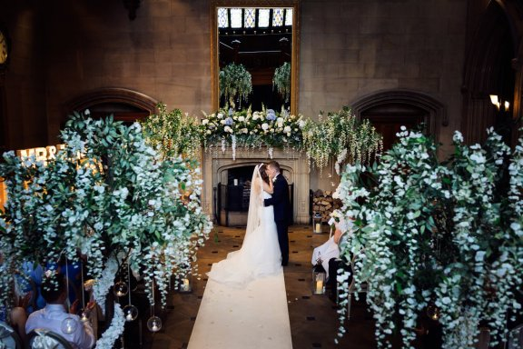 A Romantic Wedding at Matfen Hall (c) Forget Me Knot Images (13)