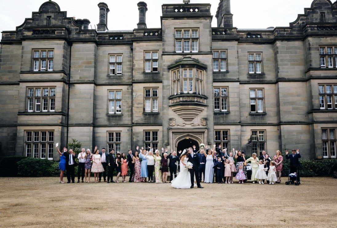 A Romantic Wedding at Matfen Hall (c) Forget Me Knot Images (16)