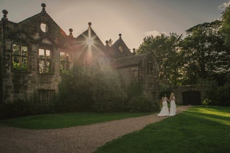 A Rustic Wedding at East Riddlesden Hall (c) Lissa Alexandra Photography (96)