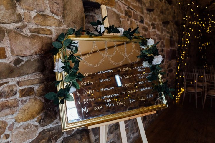 A Rustic Wedding at Three Hills Barn (c) Lauren McGuiness Photography (24)