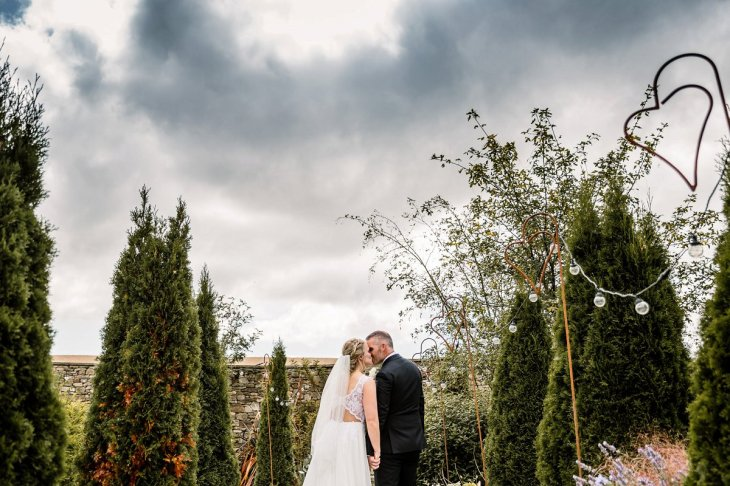A Rustic Wedding at Yorkshire Wedding Barn (c) Hayley Baxter Photography (55)
