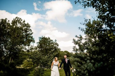 A Rustic Wedding at Yorkshire Wedding Barn (c) Hayley Baxter Photography (64)