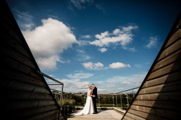 A Rustic Wedding at Yorkshire Wedding Barn (c) Hayley Baxter Photography (76)