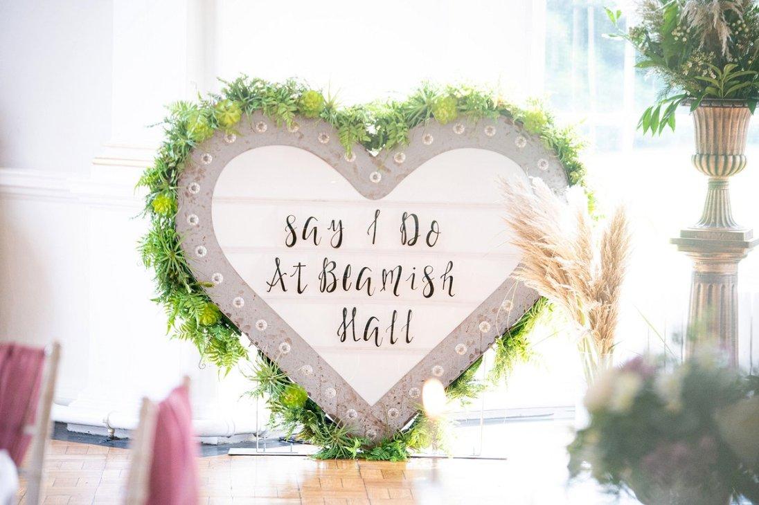 A Styled Wedding Shoot at Beamish Hall (c) Sean Elliott Photography (17)