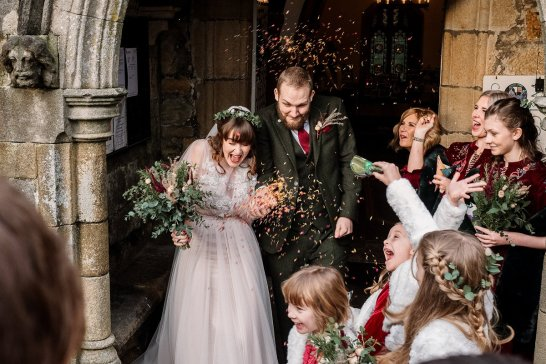 A Winter Wedding in Yorkshire (c) Georgie Beck Photography (41)