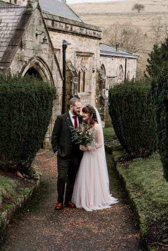A Winter Wedding in Yorkshire (c) Georgie Beck Photography (47)