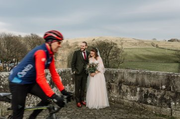A Winter Wedding in Yorkshire (c) Georgie Beck Photography (51)