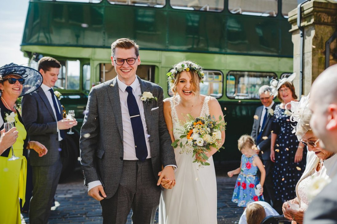 A Boho City Wedding at The Tetley (c) James & Lianne (29)
