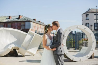 A Boho City Wedding at The Tetley (c) James & Lianne (41)