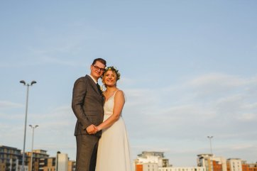 A Boho City Wedding at The Tetley (c) James & Lianne (73)