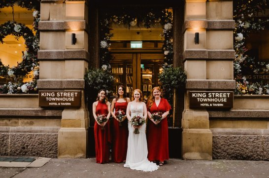 A Chic City Wedding at King Street Townhouse (c) Kate McCarthy (37)