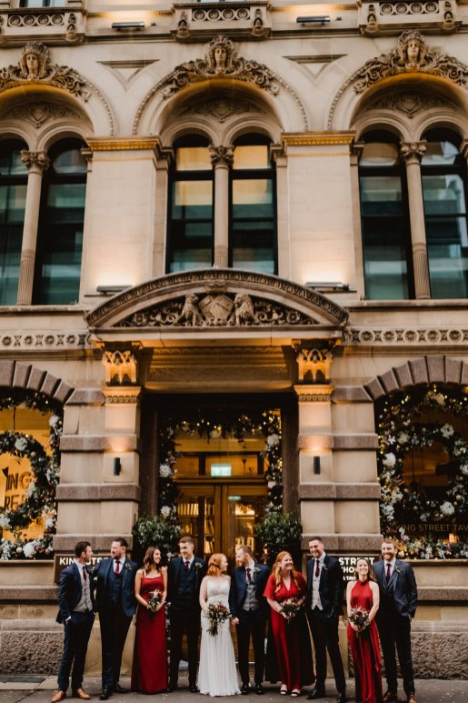 A Chic City Wedding at King Street Townhouse (c) Kate McCarthy (42)