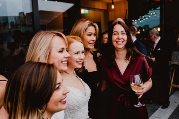 A Chic City Wedding at King Street Townhouse (c) Kate McCarthy (57)