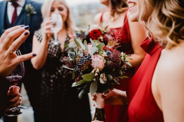 A Chic City Wedding at King Street Townhouse (c) Kate McCarthy (58)