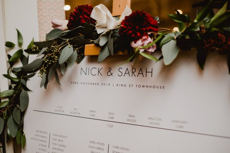 A Chic City Wedding at King Street Townhouse (c) Kate McCarthy (72)