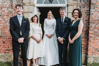 A Classic Wedding at Yorkshire Wedding Barn (c) David Conaty Photography (46)