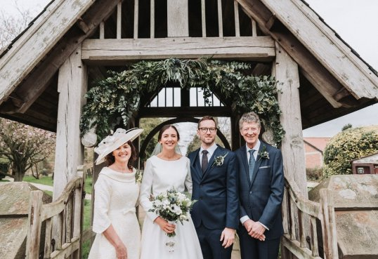 A Classic Wedding at Yorkshire Wedding Barn (c) David Conaty Photography (62)
