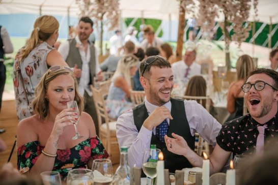 A Glittering Real Wedding at Aldby Park (c) Chris Milner (128)