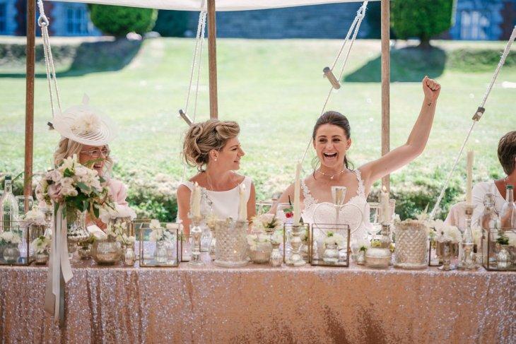 A Glittering Real Wedding at Aldby Park (c) Chris Milner (134)