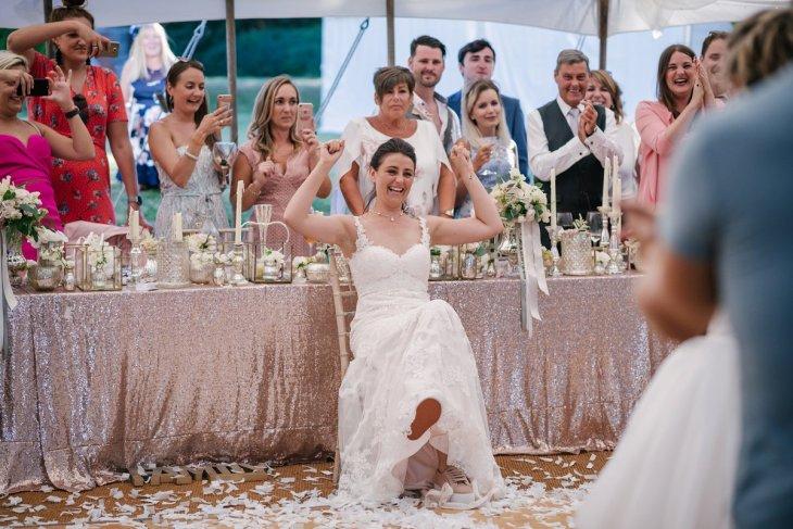 A Glittering Real Wedding at Aldby Park (c) Chris Milner (147)