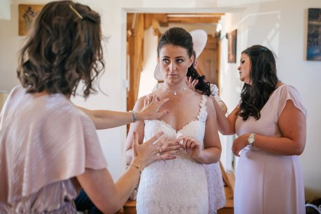 A Glittering Real Wedding at Aldby Park (c) Chris Milner (30)