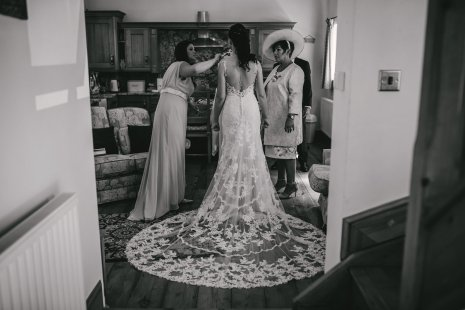 A Glittering Real Wedding at Aldby Park (c) Chris Milner (31)