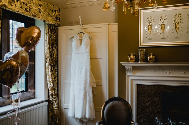 A Pretty Wedding at Colshaw Hall (c) Kate McCarthy Photography (1)