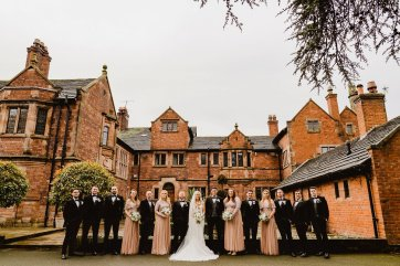 A Pretty Wedding at Colshaw Hall (c) Kate McCarthy Photography (47)