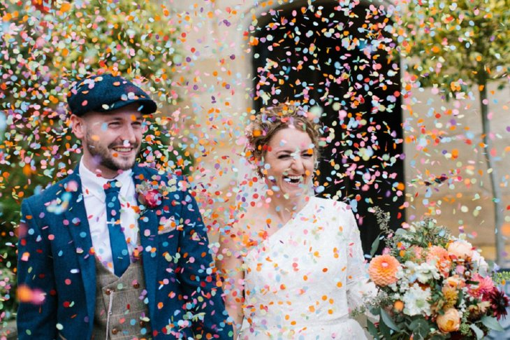A Stylish Wedding at Lartington Hall (c) Melissa Beattie (29)
