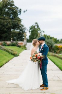 A Stylish Wedding at Lartington Hall (c) Melissa Beattie (41)