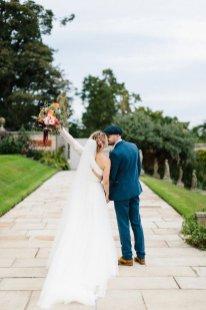 A Stylish Wedding at Lartington Hall (c) Melissa Beattie (42)
