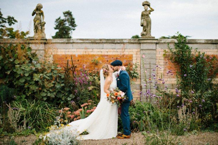 A Stylish Wedding at Lartington Hall (c) Melissa Beattie (44)