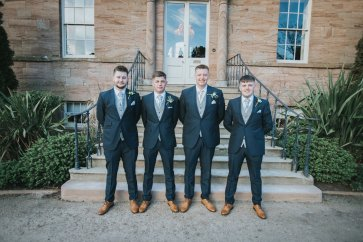 A Winter Wedding at Newton Hall (c) Dan Clark Photography (67)