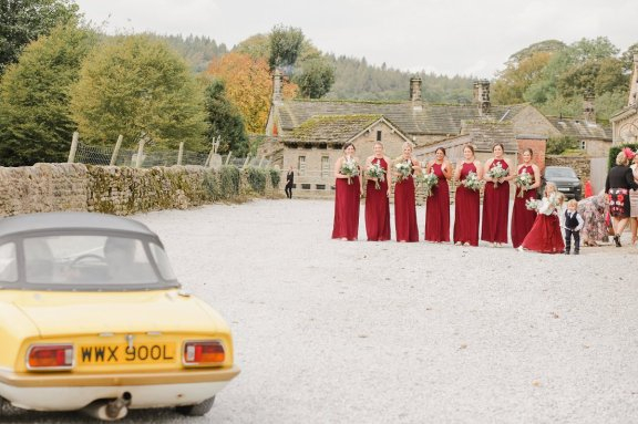An Autumn Wedding at The Tithe Barn (c) Helen Russell Photography (20)