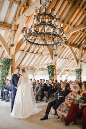 An Autumn Wedding at The Tithe Barn (c) Helen Russell Photography (34)