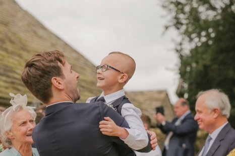 An Autumn Wedding at The Tithe Barn (c) Helen Russell Photography (41)