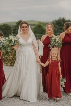 An Autumn Wedding at The Tithe Barn (c) Helen Russell Photography (50)