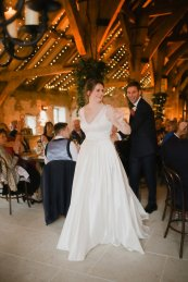 An Autumn Wedding at The Tithe Barn (c) Helen Russell Photography (80)