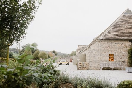 An Autumn Wedding at The Tithe Barn (c) Helen Russell Photography (87)