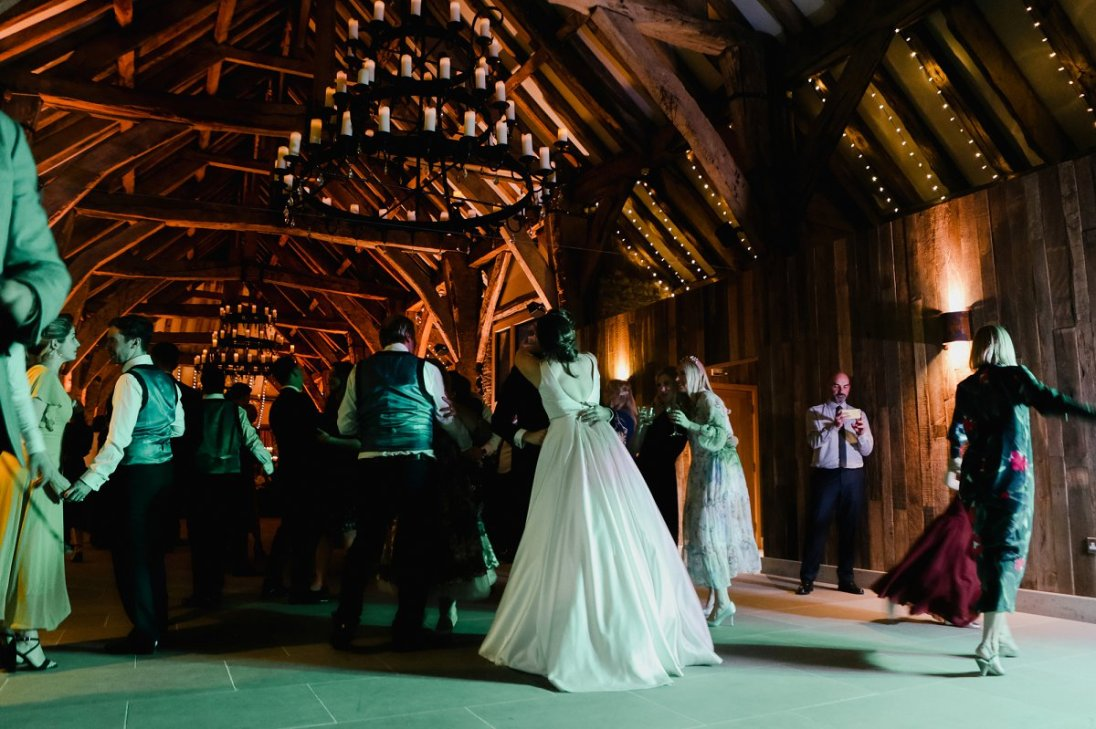 An Autumn Wedding at The Tithe Barn (c) Helen Russell Photography (96)