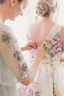 A Colourful Garden Wedding at Home (c) Lissa Alexandra Photography (23)