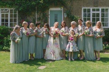 A Colourful Garden Wedding at Home (c) Lissa Alexandra Photography (28)