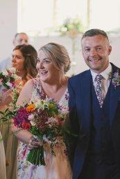 A Colourful Garden Wedding at Home (c) Lissa Alexandra Photography (45)